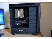 Gaming PC - AMD 8320 - 16GB DDR3 - R9 390 8GB OC- 128GB SSD - 1TB HDD - NEW - UNDER WARRANTY