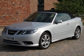 Saab 9 3 Diesel Convertible Full Service History 52848 miles Great Condition