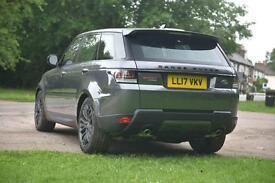 Land Rover Range Rover Sport SDV6 HSE DYNAMIC (grey) 2017-05-31