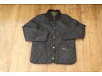 Girls Barbour Jacket
