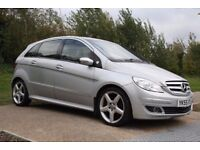 2005 Mercedes-Benz B Class 2.0 B200 TURBO AMG Sport CVT, AUTOMATIC, LOW MILES, WARRANTY, PX WELCOME