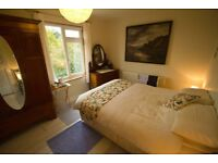 Double room in shared house. 1 mile from Tiverton