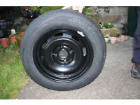 Brand new Nexen steel wheel and tyre 185/65/R15