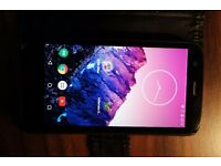 Moto G XT1032 1st Gen GPE Google Play Edition Very Good Condition UNLOCKED Black with Case