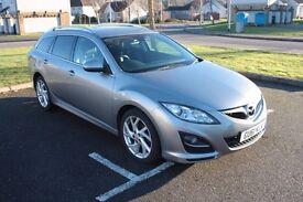 Mazda 6 2011(61) 2.2 Diesel Sport Estate