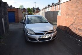 Vauxhall Astra 1,4 55 plate