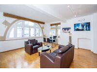 **LARGE, MODERN WAREHOUSE CONVERSION IN THE HEART OF SOHO!!** 1 BEDROOM, 1 BATHROOM, HUGE RECEPTION!
