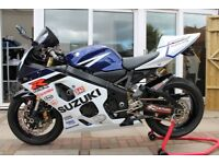 2004 K4 Suzuki GSXR 750, Tons of extras and well maintained the best you will find!