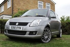 2010 Suzuki Swift (55k mileage)