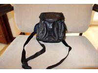 Antler Leather Camera Bag