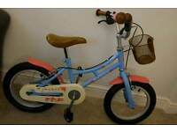 "Girls 14"" Bike - Dawes Little Duchess"