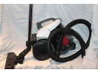 John Lewis 14V M Cyclonic Vacuum Cleaner. Large 3L capacity, 700W, As new.