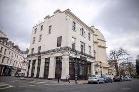 Passionate experienced Bar staff wanted to join us at this amazing historic pub in Maida Vale