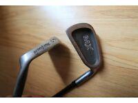 MacGregor Graphite 9 iron & Sand Wedge Golf Clubs