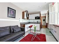 ! One bedroom luxury furnished apartment available now * Near Baker Street Station * With Garden