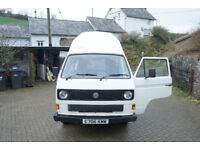 VW T25 1.9 Petrol lovely camper for sale!!!!
