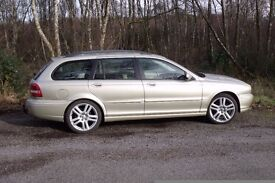 Jaguar X Type 2.2 D Sport Estate. 2006, MOT for year. Lovely condition.