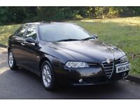 2004 Alfa Romeo 156 T Spark Veloce.. Bargain to Clear..