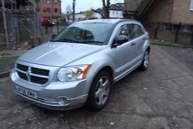2006 Dodge Caliber 2.0 Sxt Sport Automatic. Excellent Runner And Driver. for spares or parts