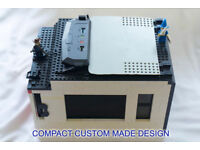 Cool and powerful custom made Lego Mini-ATX GAMING/multimedia PC