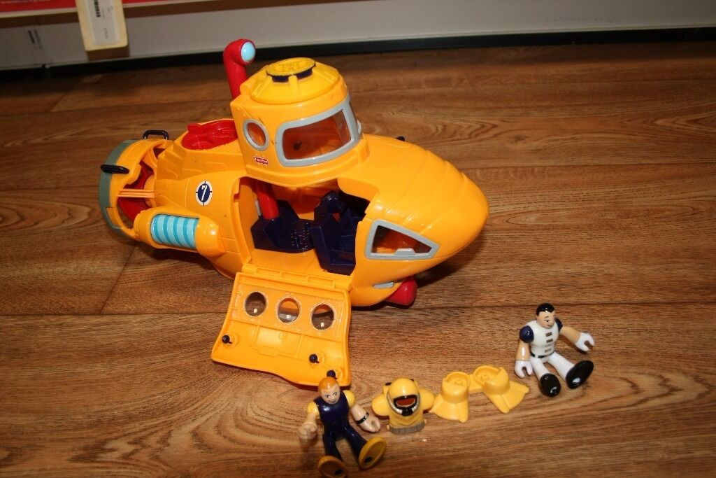Fisher Price Imaginext Submarine | in Haxby, North Yorkshire | Gumtree