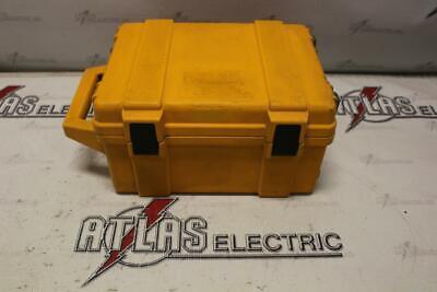 Biddle Instruments 218650 Serial Number R1637 Bm11 Megger No Power Cord