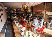 Expanding Restaurant Business BabaBoom is looking for a Chef de Partie