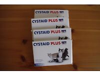 120 Cystaid Plus Capsules for Cats