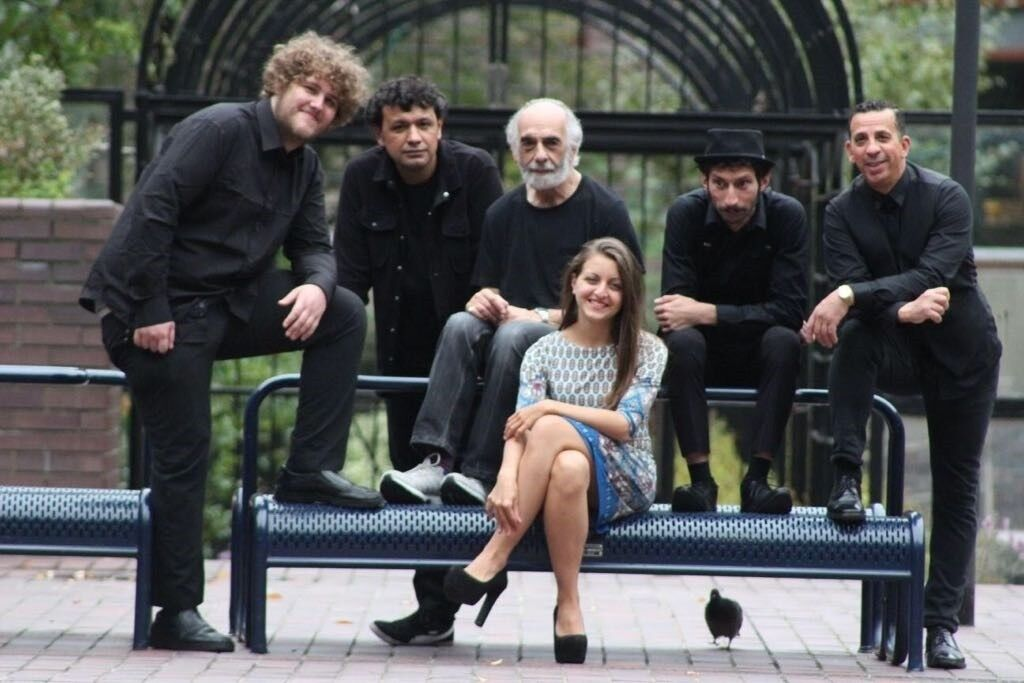 female singer required for semi professional latin jazz band