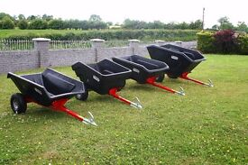 Plastic Tipping Trailer