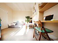 Split level 1 bedroom flat in herne Hill