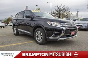2016 Mitsubishi Outlander ES|REAR CAM|BLUETOOTH|HTD SEATS|4WD