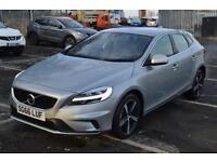 Volvo V40 D2 R-DESIGN (silver) 2016-09-07