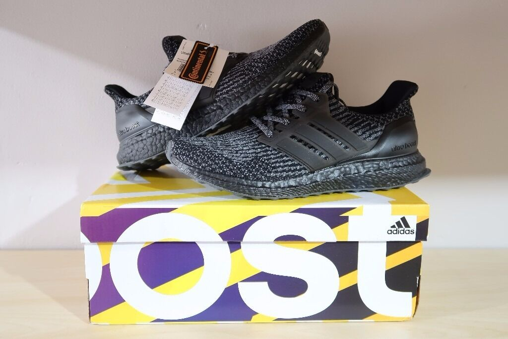 huge discount dc9b2 14f6b 364fc 8a792  cheapest adidas ultra boost uncaged triple black for sale  c63ec 59403