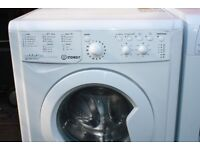 INDESIT 7KG WASHING MACHINE IN GOOD CLEAN WORKING ORDER 3 MONTH WARRANTY & PAT TESTED