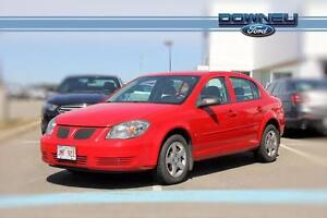 2009 Pontiac G5 Manual transmission - A/C - CD player