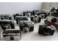 REDUCED PRICE Vintage camera lot