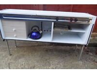 Camping kitchen unit, ideal camper / horsebox conversion for sale  Hampshire
