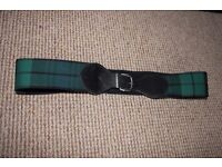 Royal Regiment of Scotland Stable Belt - RHQ Authorised UK Made