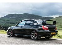 Subaru Impreza V8 480BHP 2.1 gt30