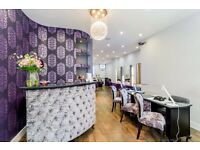 Beautician / Beauty Therapist required - 5 mins walk from Oxford Circus