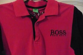 hugo boss paddy pro polo golf top £35 ono