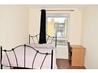 All Bills Included and Free Virgin Internet - Double Room Available To Rent In Whitechapel E1