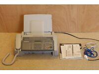 Fax Machine, Telephone, Printer Samsung Inkjet SF-360