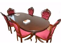 SOFAS SET PLUS DINING TABLE WITH CHAIRS AMAZING PRICE