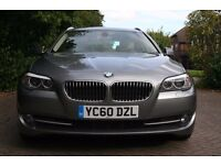 BMW 520d SE Auto Touring 2010. Stunning car with only 59500 miles