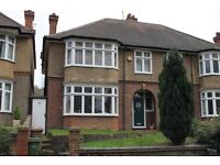 Incredibly Spacious 4 bedroom Semi available immediately for rent in Old Bedford Road