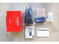 Canon Speedlite 600EX-RT Flash Flashgun mint condition