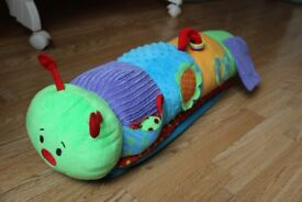 Chad Valley Baby Tummy Time Roll Mat. Good condition.