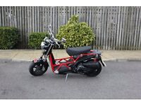 Scooter Daelim B Bone 125